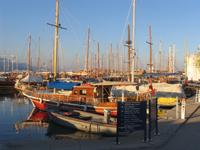 Hafen von Kemer
