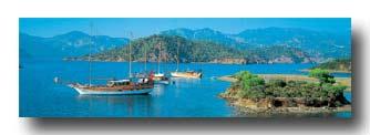 Blaue Reisen in der Türkei - Geniessen Sie Ihre Ferien in der Türkei.